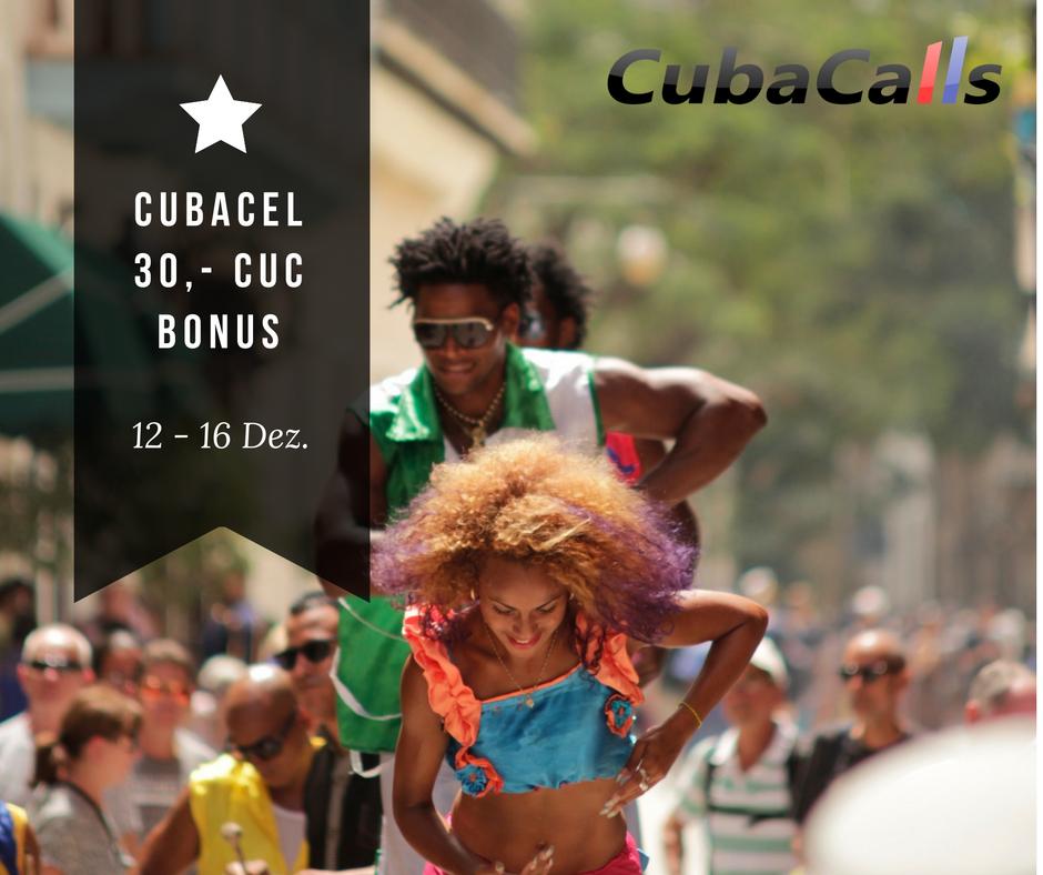 Cubacel Promotion
