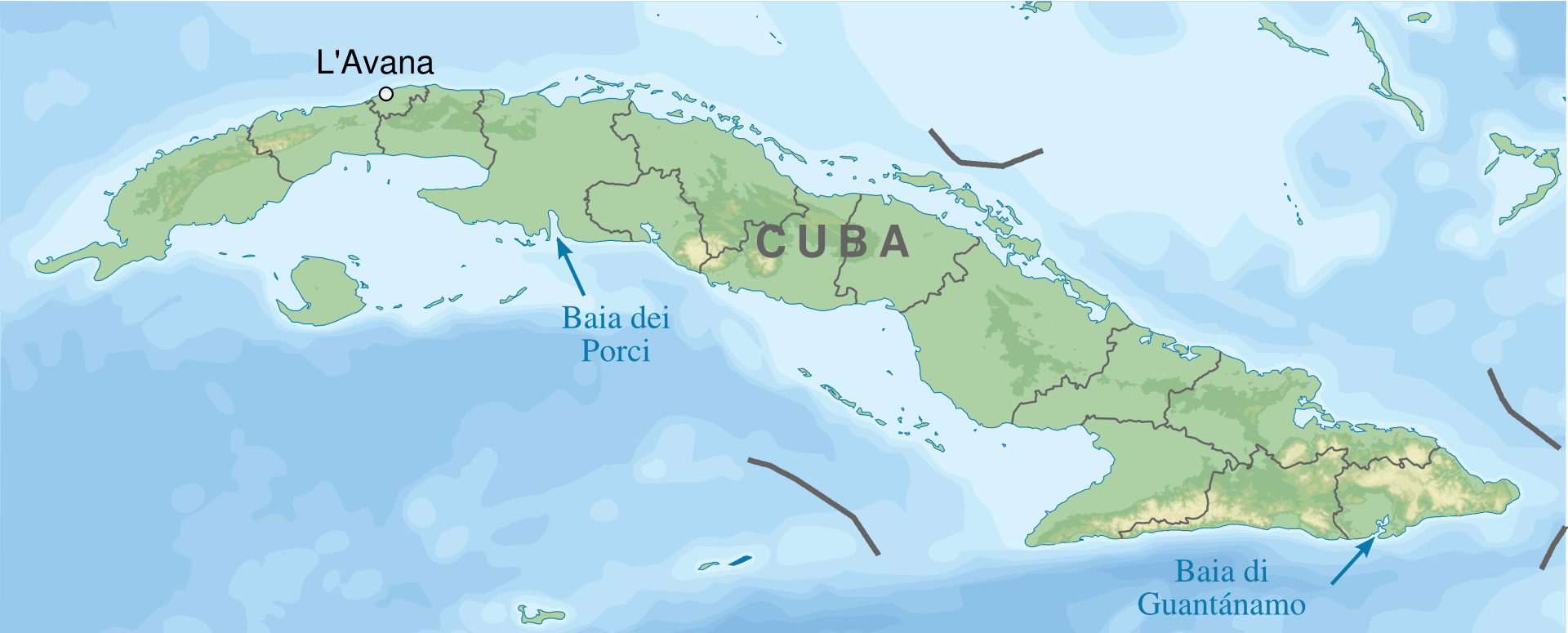 Karte Kuba Varadero.Karte Kuba Casa Particular Verzeichnis